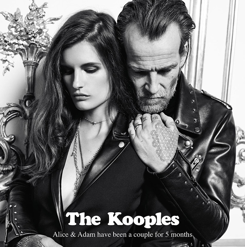 The Kooples Latest Ad Campaign
