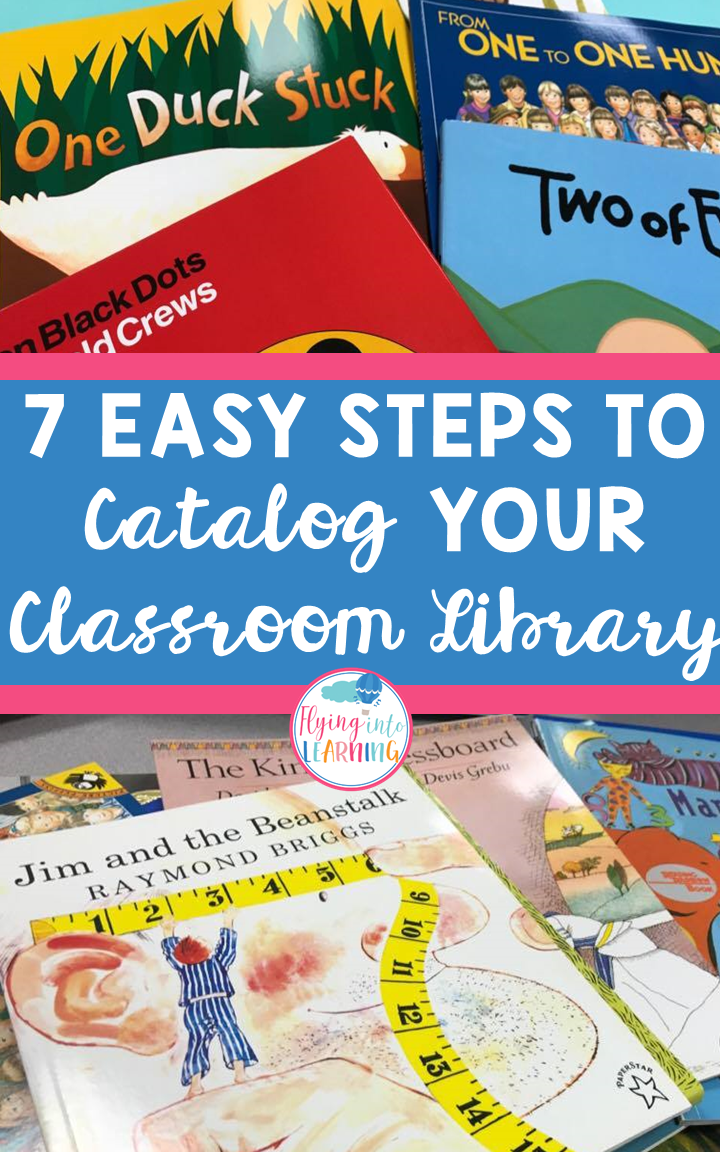 USING BOOK CRAWLER TO CATALOG YOUR CLASSROOM LIBRARY