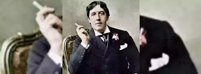 In poetry, prose, and drama, Oscar Wilde embodies the spirit of the decadent school of the nineties. His literary descent from Pater and the Pre-Raphaelites is clearly seen in his early poetry. It is far removed in subject from the realities of ordinary life; it lacks emotional depth and is artistic and ornately decorative in style. But his earlier works, Poems (1881) and The Sphinx (1894), are overshadowed by the simpler and more powerful The Ballad of Reading Gaol (1898), which was written during his imprisonment.