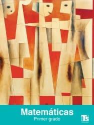 Matemáticas Primer grado Libro para el alumno 2018-2019