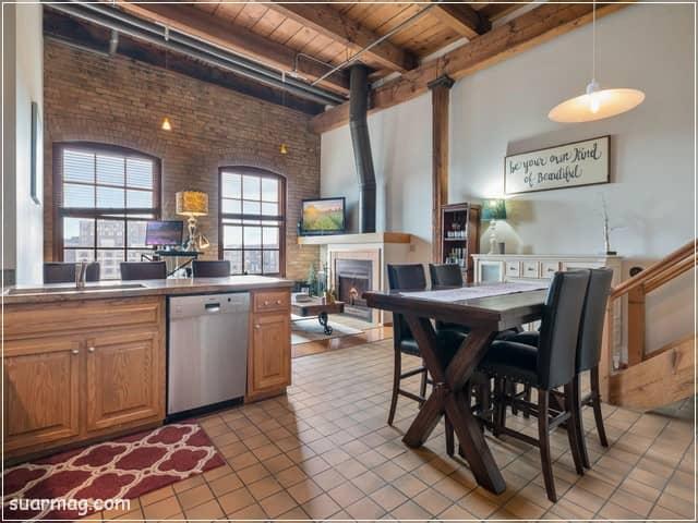 مطابخ خشب 30 | Wood kitchens 30