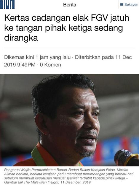 Ini dah terlebih drama - Najib Razak