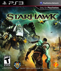Starhawk PS3 Torrent