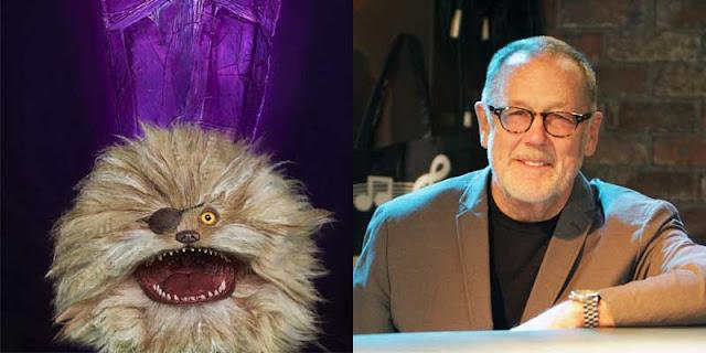 Dave Goelz es Baffi en 'Cristal Oscuro: La era de la Resistencia'