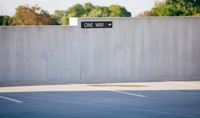 pros cons concrete parking lots car park