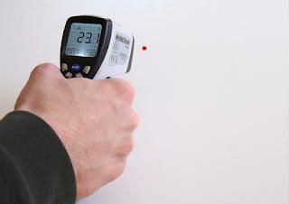 Ini dia Rekomendasi Alat Termometer Pengukur Suhu Infrared