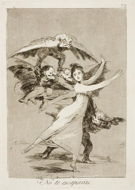 Goya - No te escaparas / Δεν θα ξεφύγεις / You will not escape