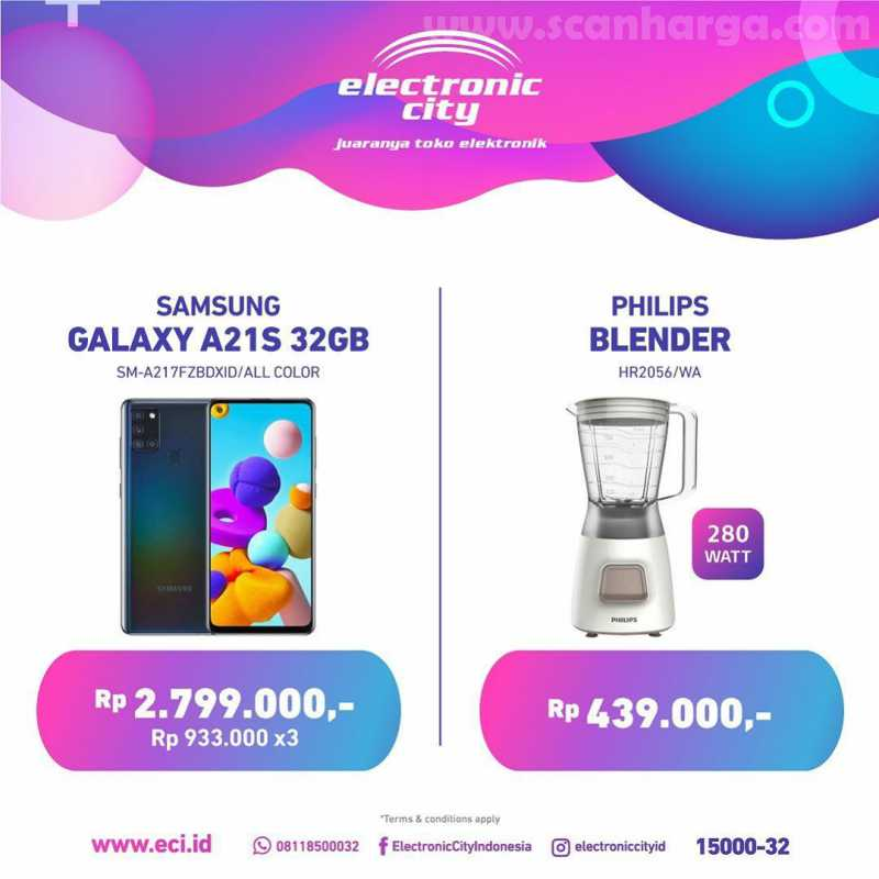 Promo Electronic City Of The Week Periode 3 - 9 Juli 2020 3