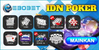 EBOBET : Poker Online Terbaik