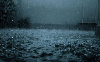 Heavy rain, rain