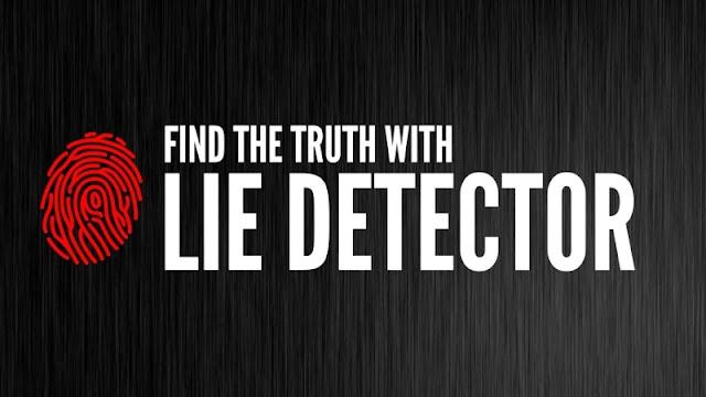 how lie detector catches lie