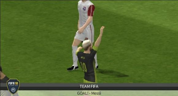 DLS 17 Mod FIFA 18 Android Terbaru