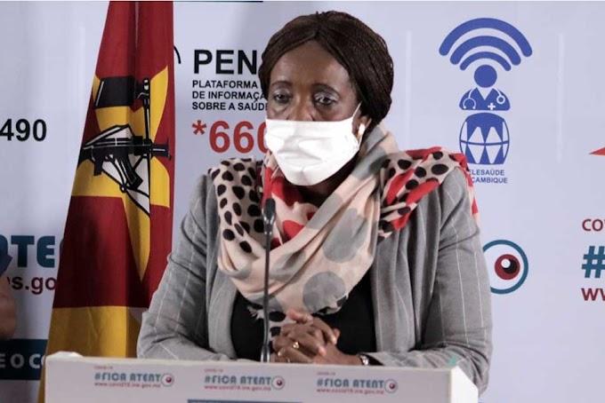 Moçamabique regista oito casos de Covid-19, nas últimas 24 horas, elevando o número para 145