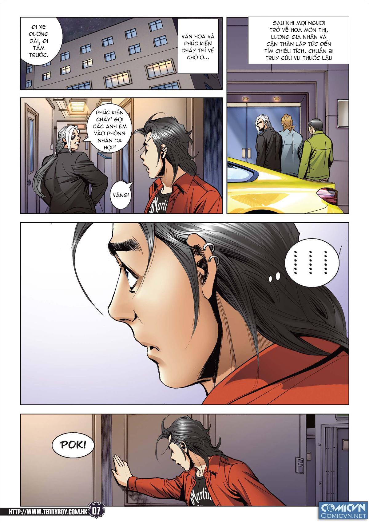Người Trong Giang Hồ chapter 2093: nó là tay trong trang 6