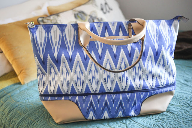 Stella and Dot Getaway Tote