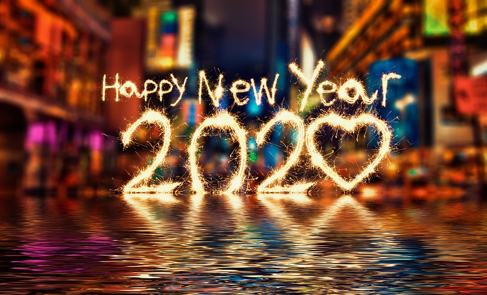Happy New Year 2020 Images For Whatsapp Status Facebook Covers