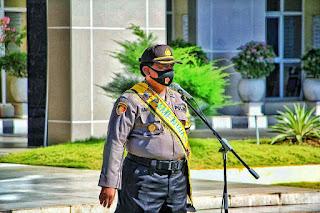 Polda Jateng ~ Hindari Kerumunan, Bapaslon, paslon Bupati dan Walikota Diimbau Tak Bawa Banyak Massa