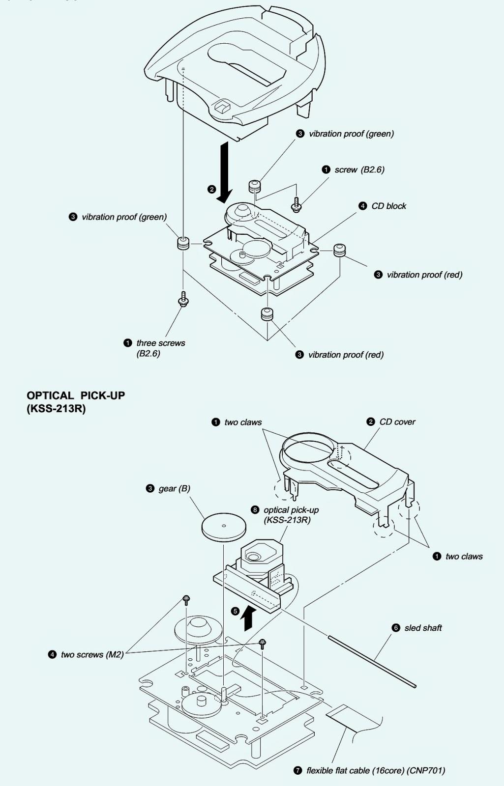 Sony Icf Cd843v