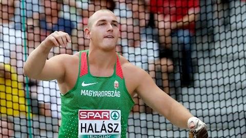 Atlétikai vb - Halász Bence döntős, Pars Krisztián kiesett