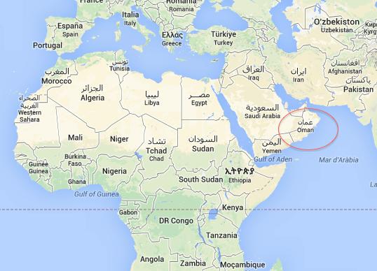 Carte Oman Tourisme.Sultanat D Oman Voyage Dans Le Pays Des Mille Et Une Nuits