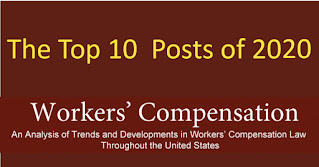 Top 10 Workers' Compensation Articles of 2020