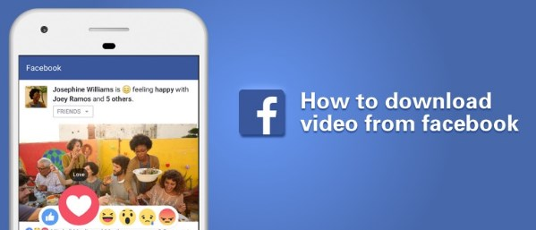 How to download video on facebook android app