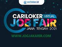 Job Fair Online Jawa Tengah 2021 Tanggal 4 & 5 Agustus by CariLoker