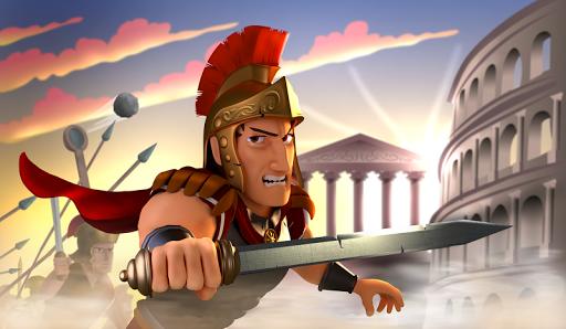تحميل لعبة Battle Empire حروب رومانية مهكرة شراء مجانا