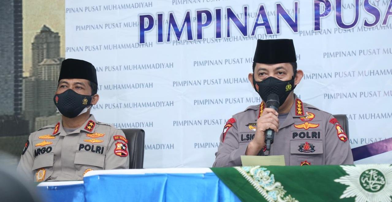 Muhammadiyah Usulkan Tagline Baru Untuk Kapolri, Polisi Sahabat Umat