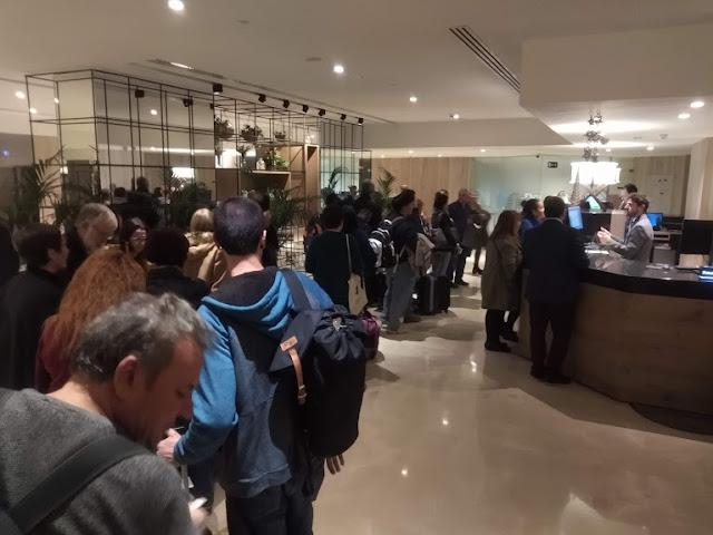Vuelo Cancelado Hotel Vueling