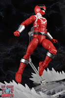 Power Rangers Lightning Collection Time Force Red Ranger 16