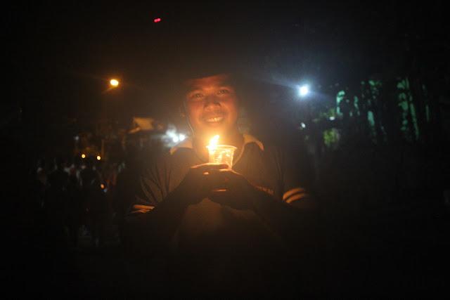 Kegiatan Karnaval Pramuka Nurul Huda