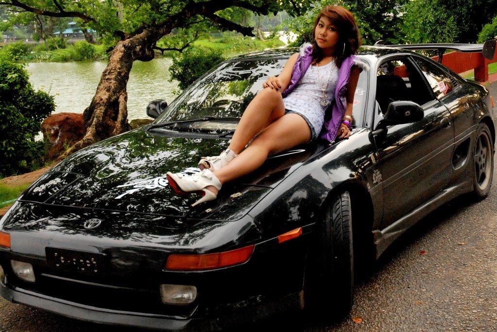 New Cars Inc >> Yangon Drift: Cars Vs Girls (First Edition)