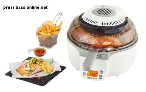 friggitrice ad aria calda silvercrest, lidl