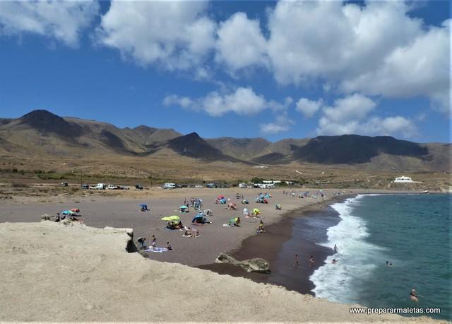 lista de las mejores playas de Cabo de Gata