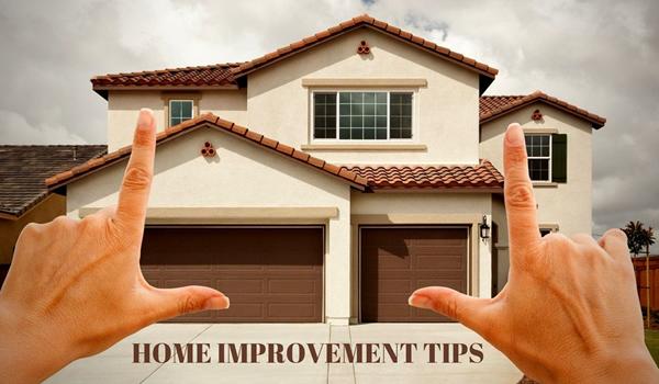 6 Home Improvement Tips for Better Living