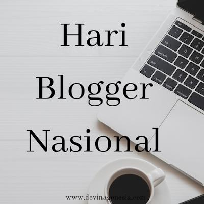 Hari Blogger Nasional