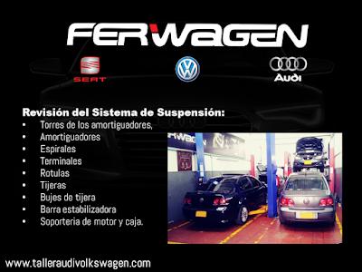Taller Volkswagen Audi Seat Ferwagen