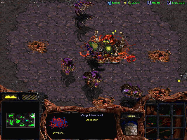 StarCraft: Brood War Mission 8: To Slay the Beast