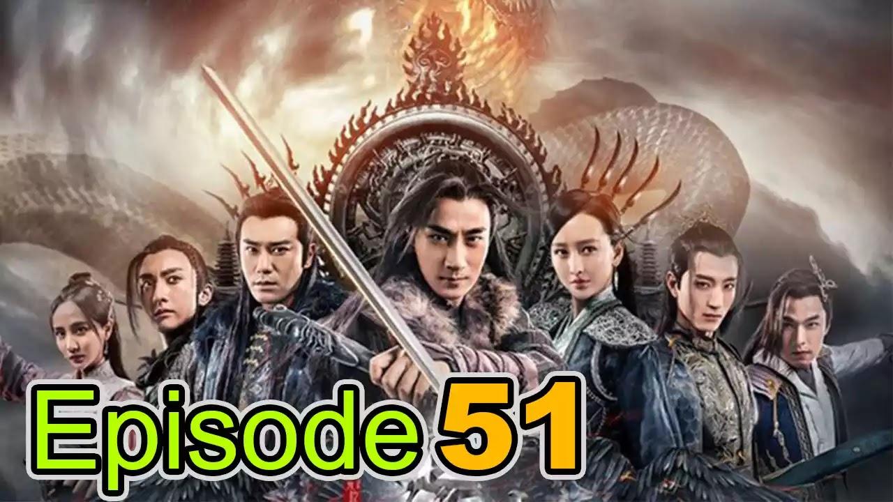 The Legend of Jade Sword (2018) Subtitle Indonesia Eps 51