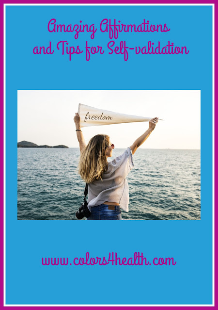 Amazing Affirmations and Tips for Self-care