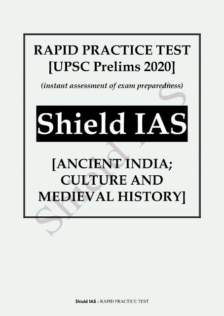 Rapid Pratice Test 2020 : For UPSC Exam Hindi PDF Book
