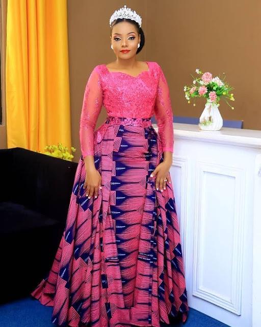 The 20 Best of Owambe Aso Ebi Dresses 29
