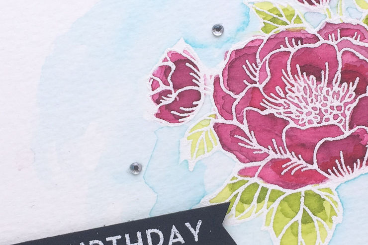 Jo's Stamping Spot - Just Add Ink Challenge #399