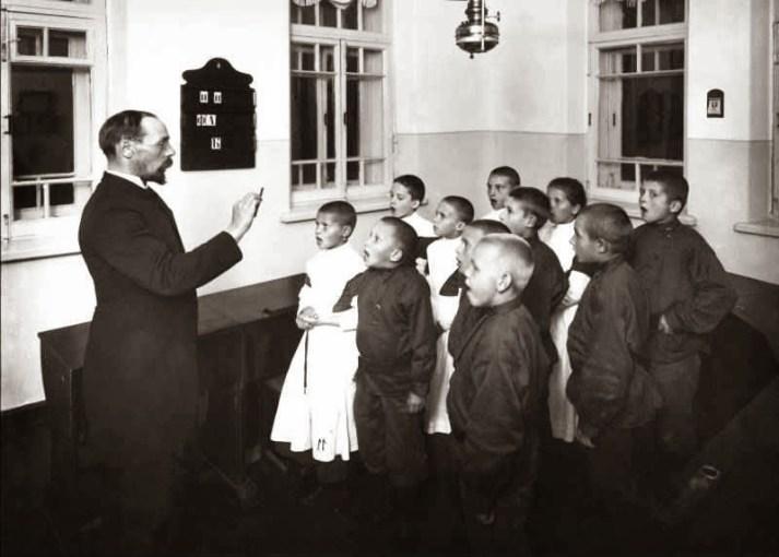 слепые и глухонемые в России. Социальная забота о слепых и глухонемых до революции в Российской империи