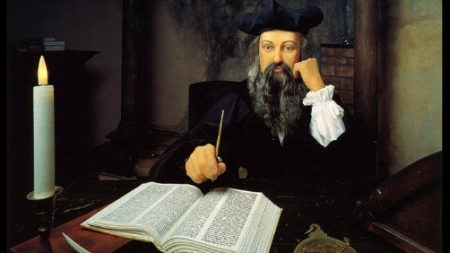 Nostradamus Prophecy 2020