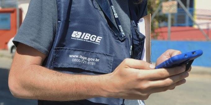 Governo autoriza concurso do IBGE para até 6.500 vagas temporárias
