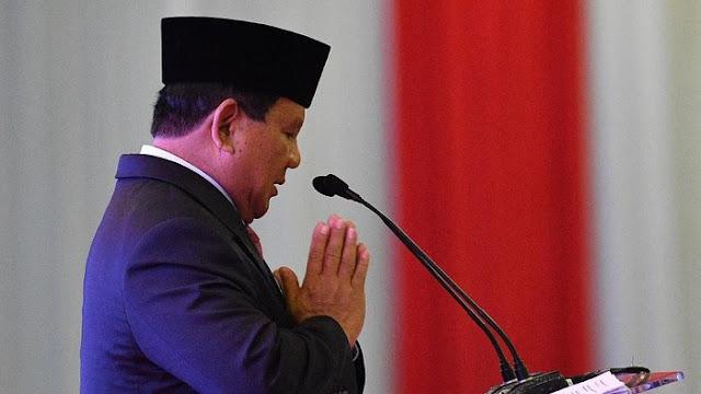 Prabowo Harus Lakukan Evaluasi dan Kemudian Hengkang