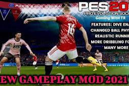 New Mod Gameplay 2021 V1 - PES 2017