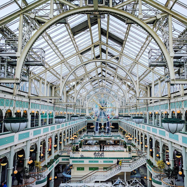 One day in Dublin Itinerary: Stephen's Green Shopping Centre
